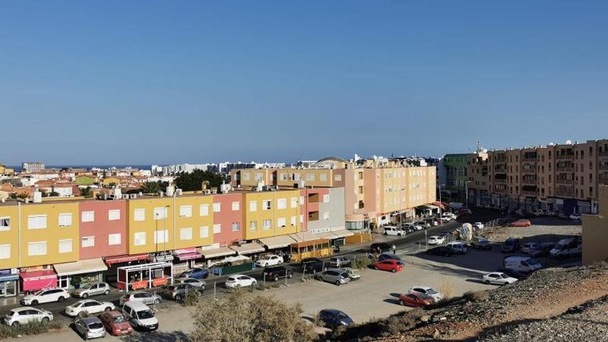 San Fernando alivia sus problemas de aparcamiento con 200 nuevas plazas