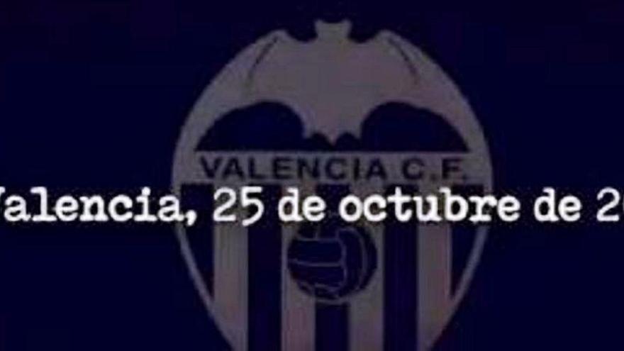 El polémico video de GOL sobre la afición del Valencia CF