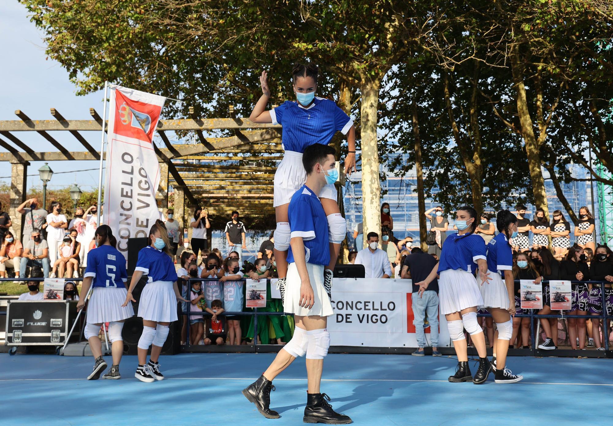 Vikul enciende las ganas de marcha de Vigo