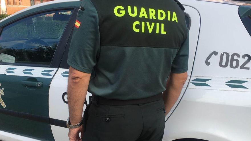 Detenido tras intentar arrollar a un guardia en Sóller