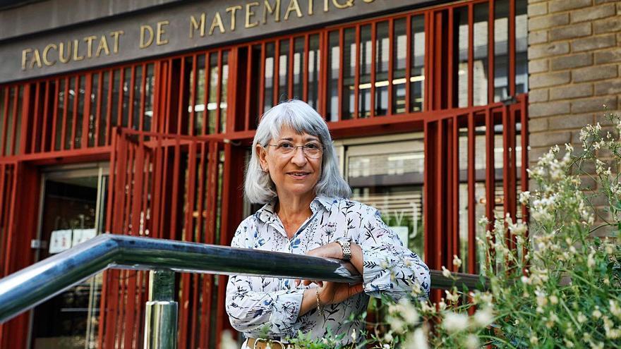 """Olga Gil Medrano: """"Hay que quitarse el miedo a las matemáticas"""""""
