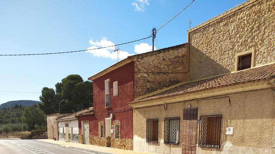 La Diputación mejora la travesía de La Romaneta