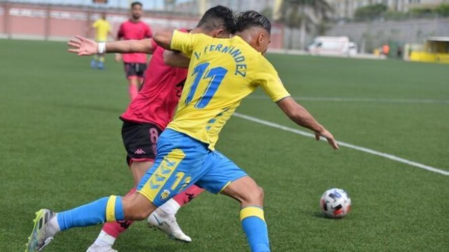 """Juan Fernández: """"Me defino como un jugador con gol, carácter y buen uno contra uno"""""""