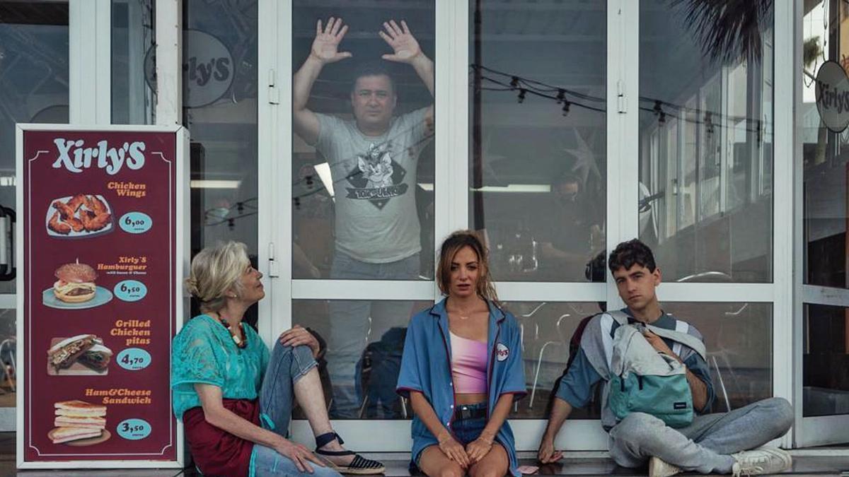 Una escena de la película  «El cover».  Levante-EMV