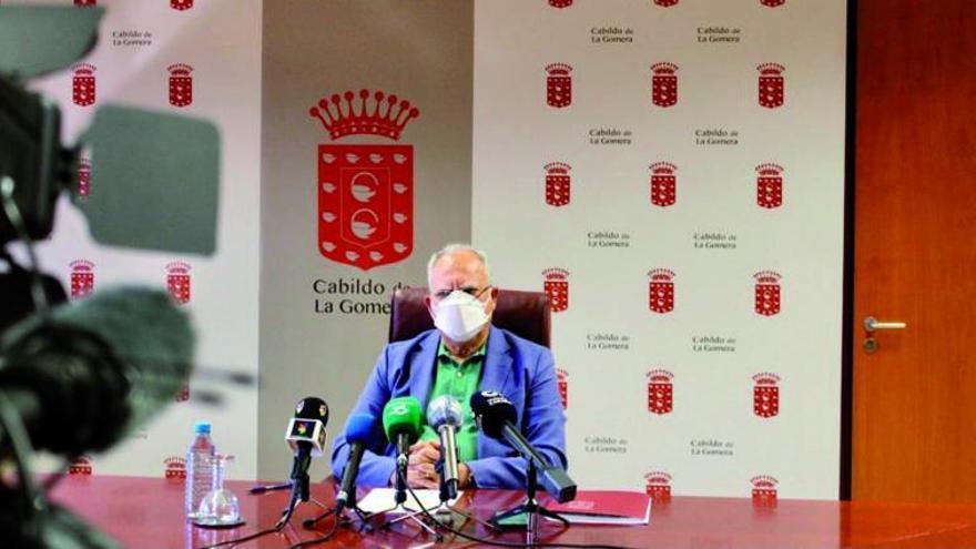 Plan Extraordinario de Inversiones  del Cabildo con 29 millones de euros