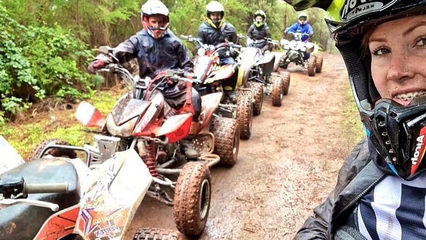 Motos y quads, contra el estigma de agresores del medioambiente