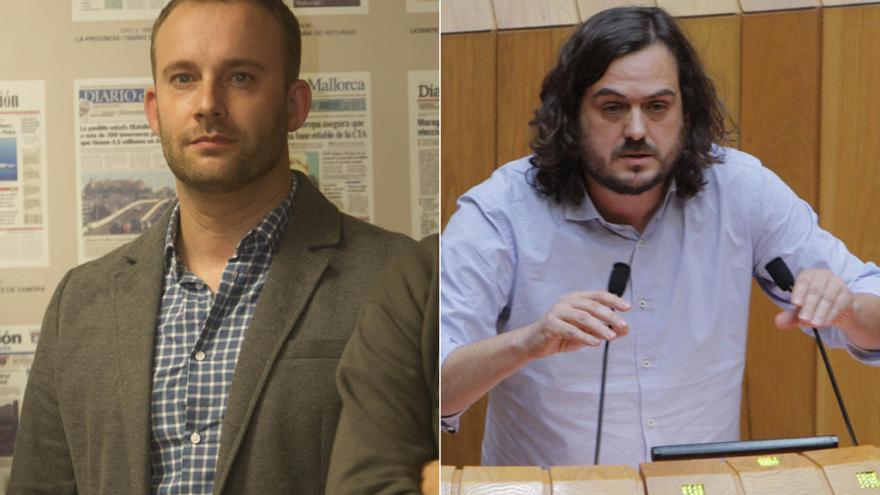"""PP y En Marea cruzan acusaciones de """"populismo"""" y """"herederos del franquismo"""""""