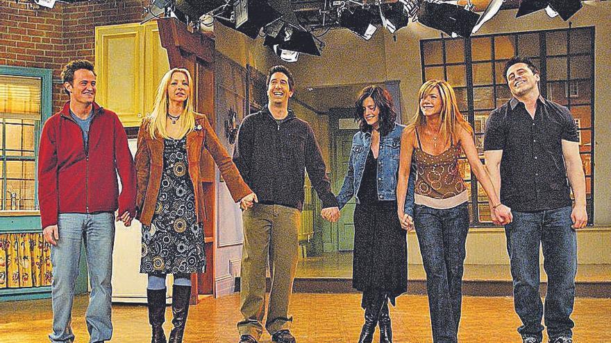 """¿Qué fue de todos los protagonistas de """"Friends"""" después de 17 años?"""""""