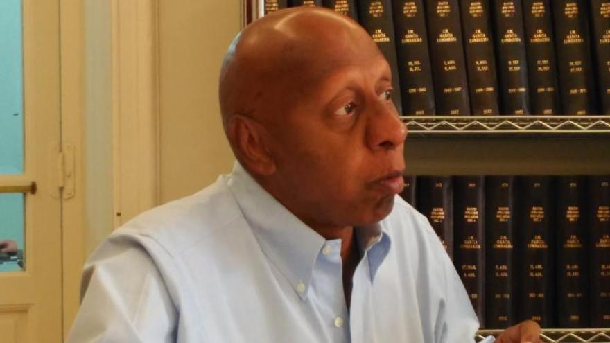 Liberado el opositor cubano Guillermo Fariñas