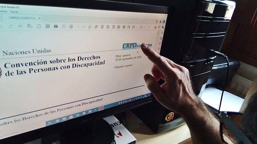 El policia jubilat de Figueres considera una «victòria amarga» el dictamen de l'ONU