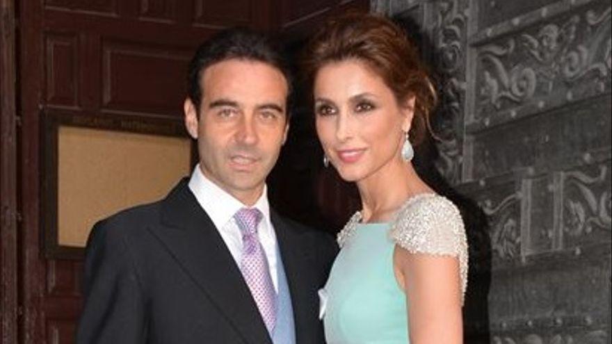 Enrique Ponce y Paloma Cuevas, juntos de nuevo en acto familiar sin Ana Soria