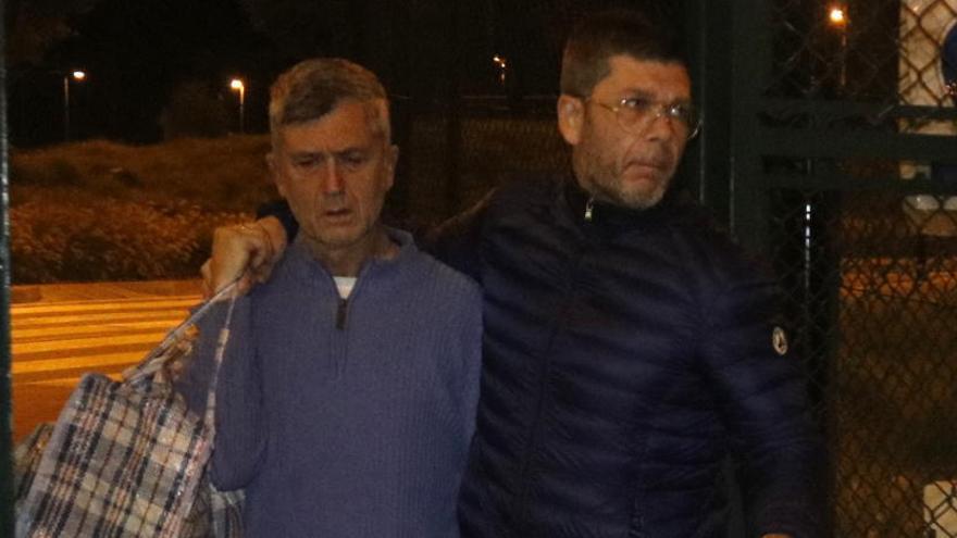 L'investigat pel doble crim de Susqueda surt de la presó del Puig de les Basses