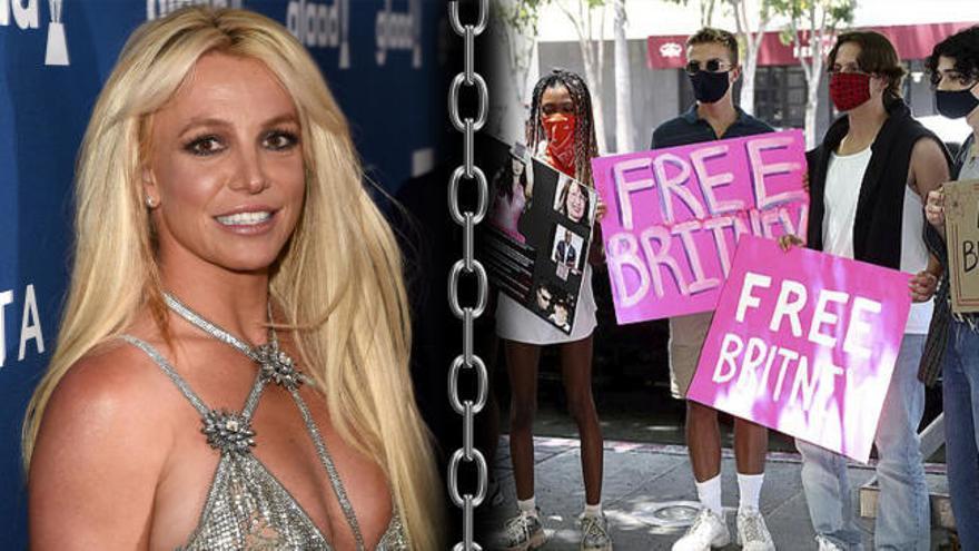 Free Britney: La cantante atrapada por la tutela de su padre