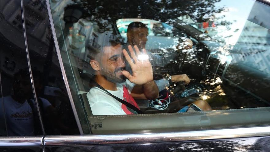 Jaume Costa pone rumbo definitivo al Valencia