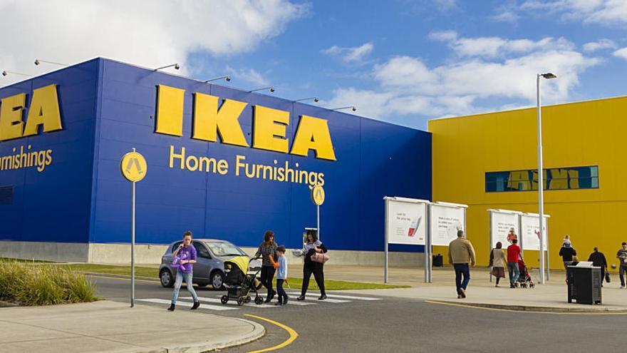 Els clients de l'Ikea, víctimes d'una perillosa estafa