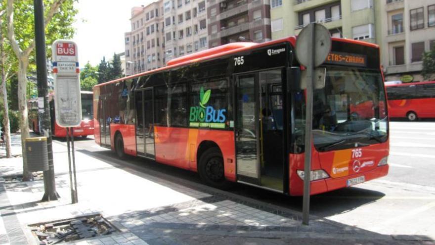 El transporte público interurbano de Zaragoza recibe 10 millones para su digitalización