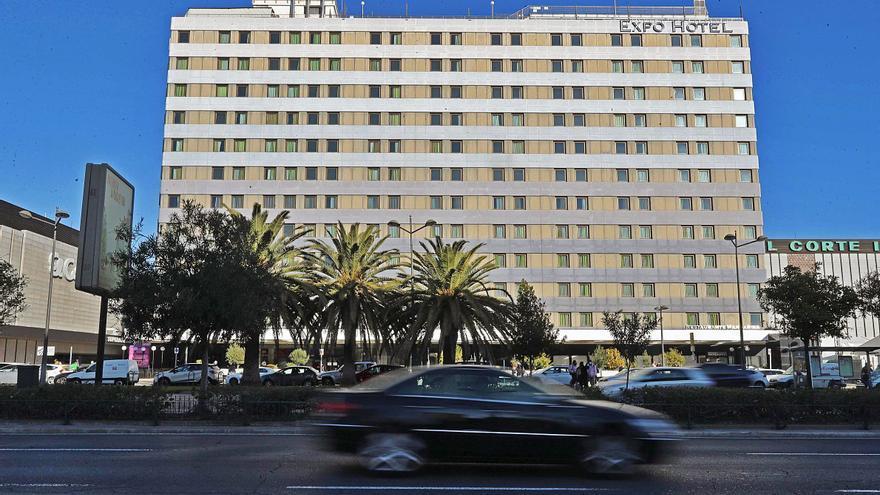Los fondos intentan comprar hoteles con un 30 % de descuento
