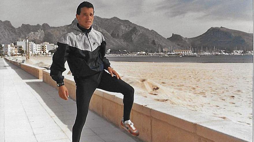 Recordando a Jordi Llopart en Mallorca