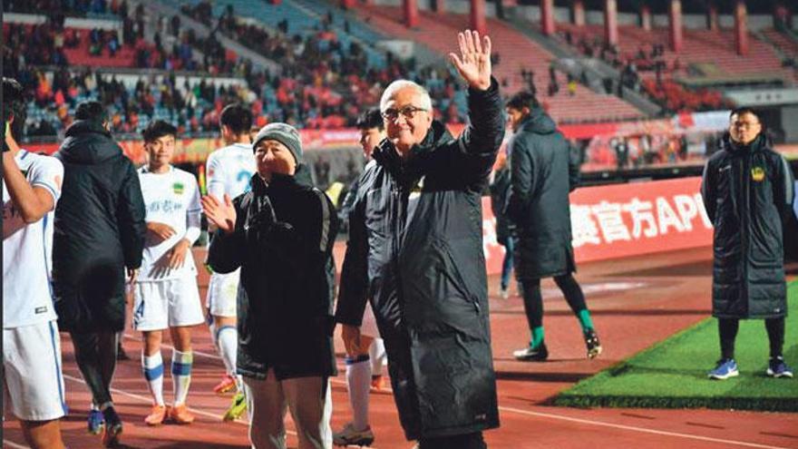 Sprachtraining inklusive - Gregorio Manzano über den Fußball in China
