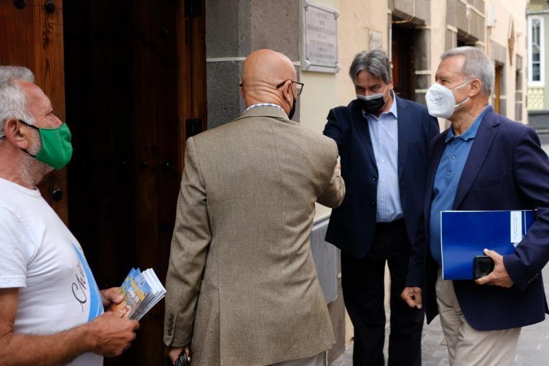 El Diputado del Común, Rafael Yanes, convoca a Cabildo y Salvar Chira Soria