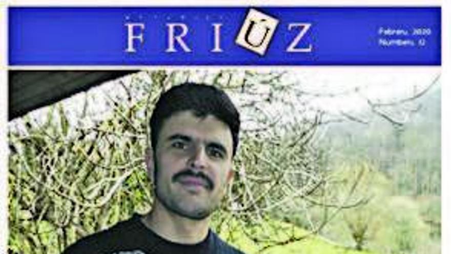 """""""Friúz"""", cultura dende la Comarca de la Sidra"""
