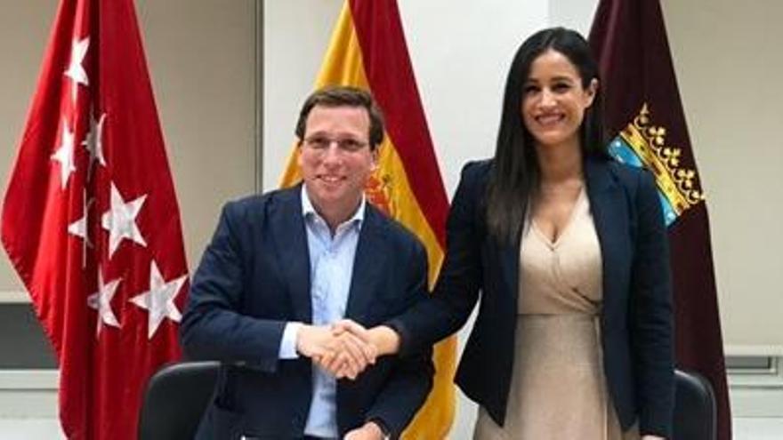 PP y Cs pactan que Martínez-Almeida sea alcalde de Madrid en un Gobierno de coalición
