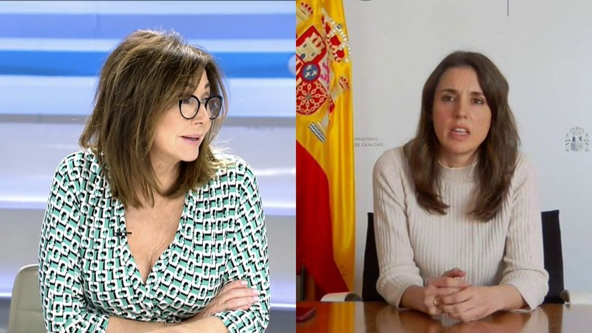 Ana Rosa critica la intervención de Irene Montero en 'Sálvame'