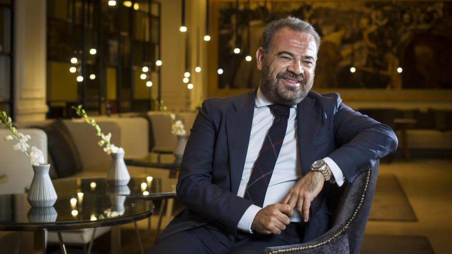 Gabriel Escarrer, entre los mejores CEO españoles de la década según FORBES