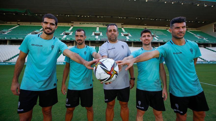 El Córdoba CF arranca con un objetivo: el ascenso