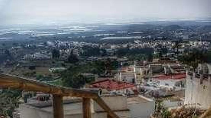 Premian a Santomé por una fotografía de la localidad almeriense de Níjar