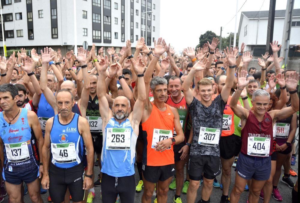 La carrera del Ventorrillo cerró el CoruñaCorre