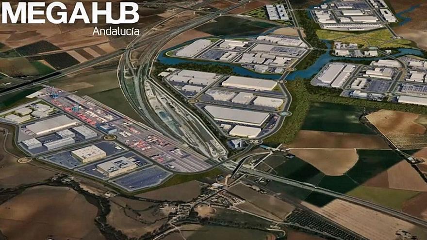 Un total de 21 empresas optan a la primera fase del Puerto Seco de Antequera