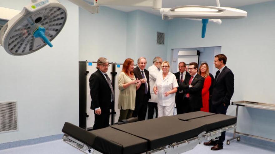 Sant Joan de Déu eröffnet neues Krankenhaus in Inca
