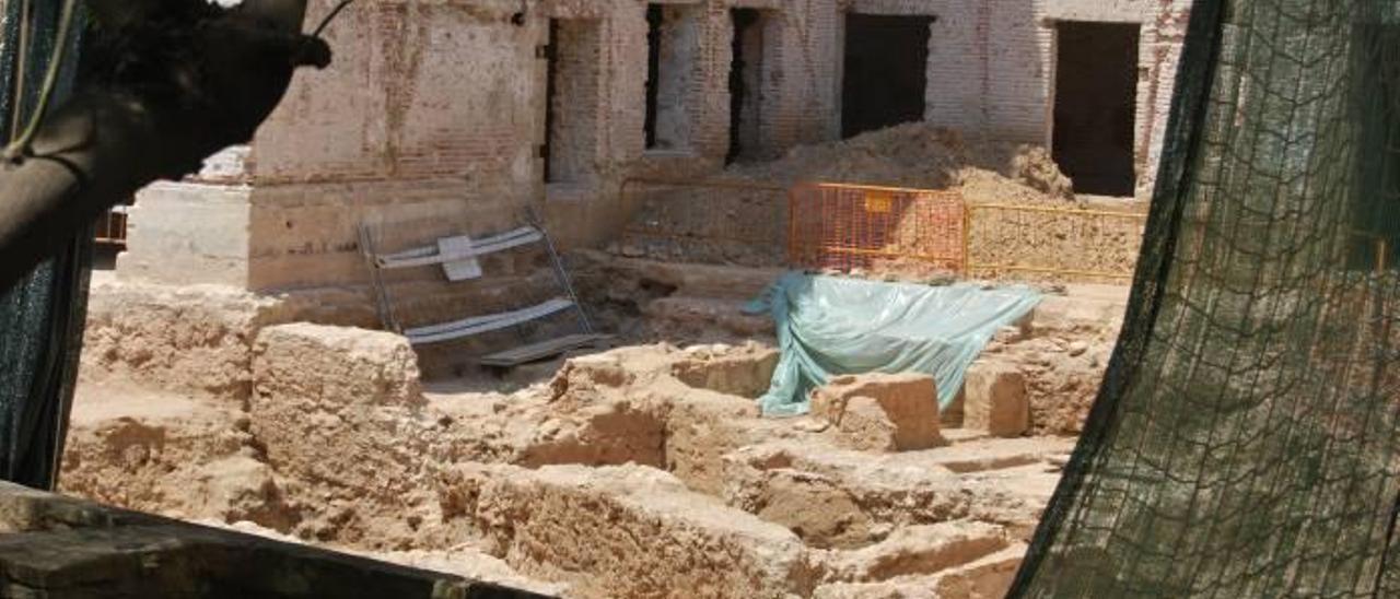 Los recursos ante la Audiencia Nacional bloquean la rehabilitación del Temple