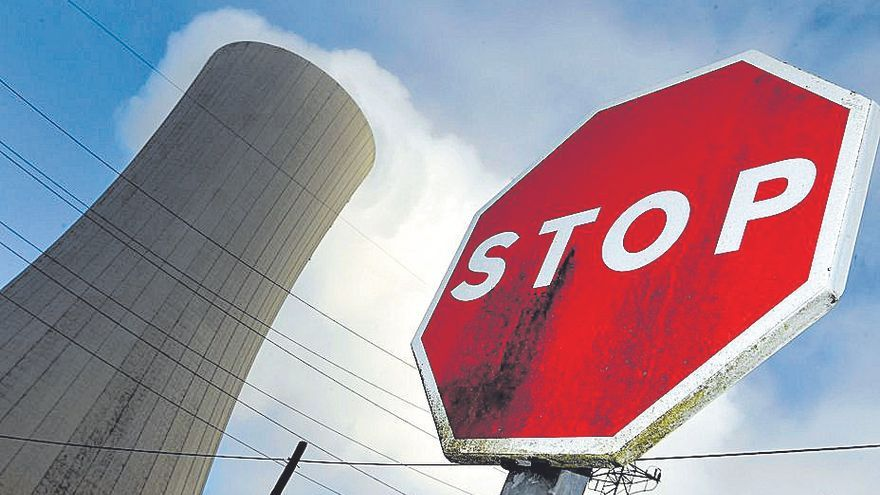 Anuario 2020 | La térmica de Meirama  cierra tras 40 años activa