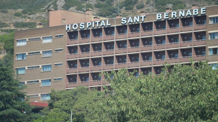 Entitats veïnals  donen 10 dies perquè l'hospital de Berga torni a tenir TAC