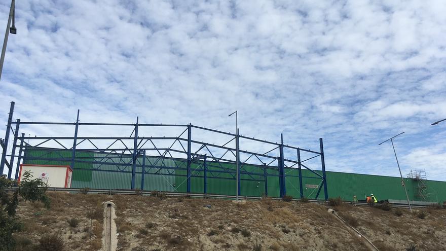 El TSJ investigará las supuestas irregularidades en el permiso de la Generalitat para ampliar la planta de basuras de El Campello