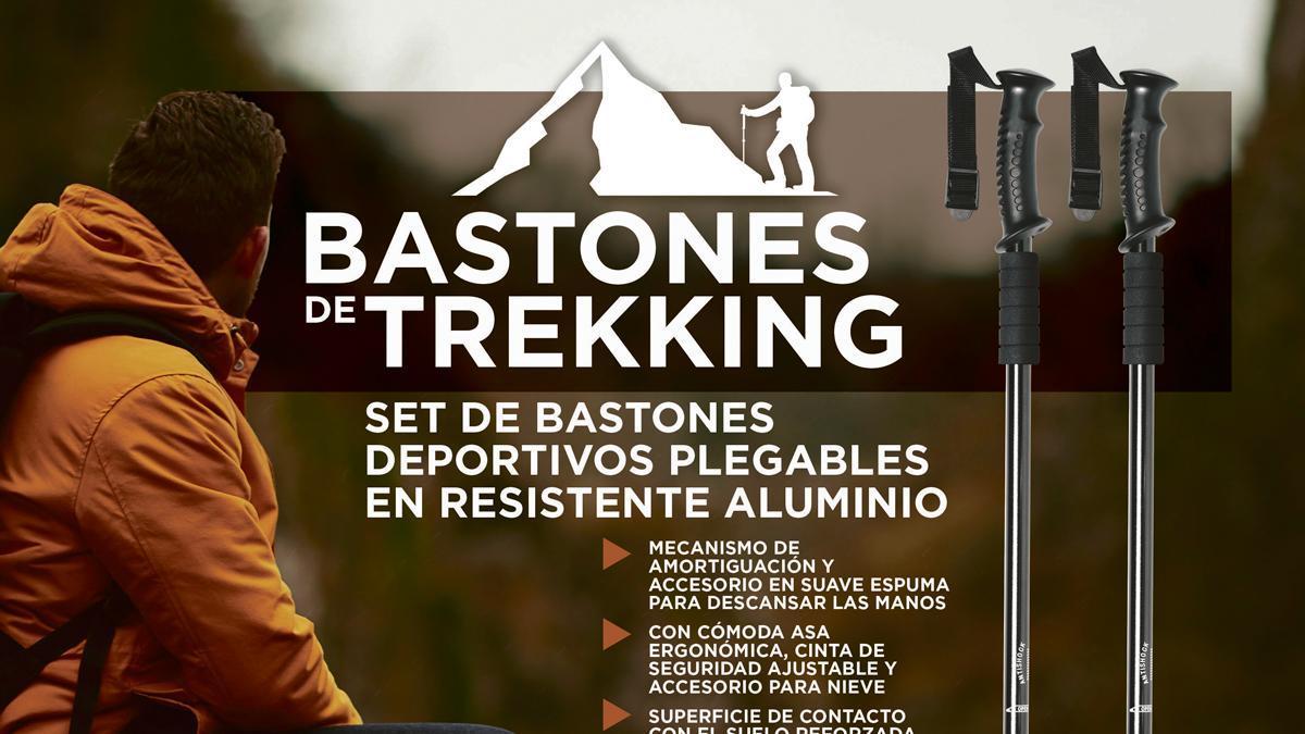 Bastones de trekking