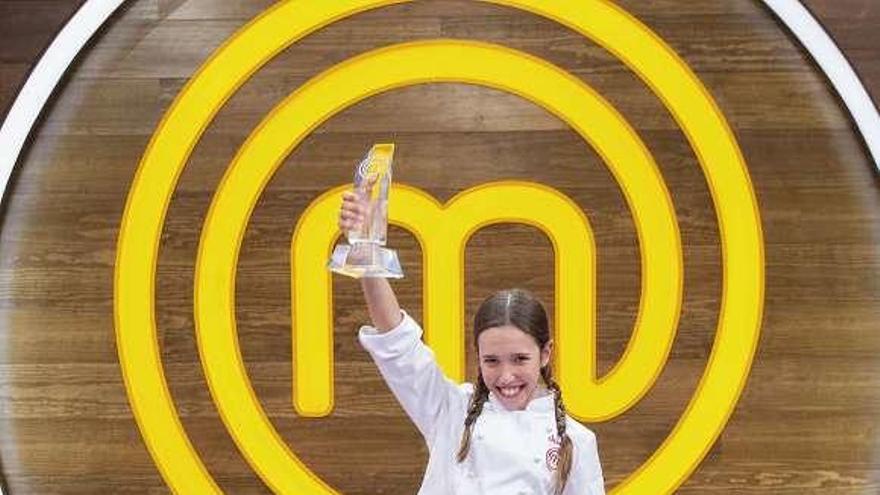 """Lu gana """"MasterChef Junior 7"""" con un menú inspirado en los sabores de su tierra"""
