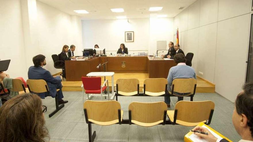 Un juzgado coruñés condena a Rojadirecta a dejar de emitir fútbol