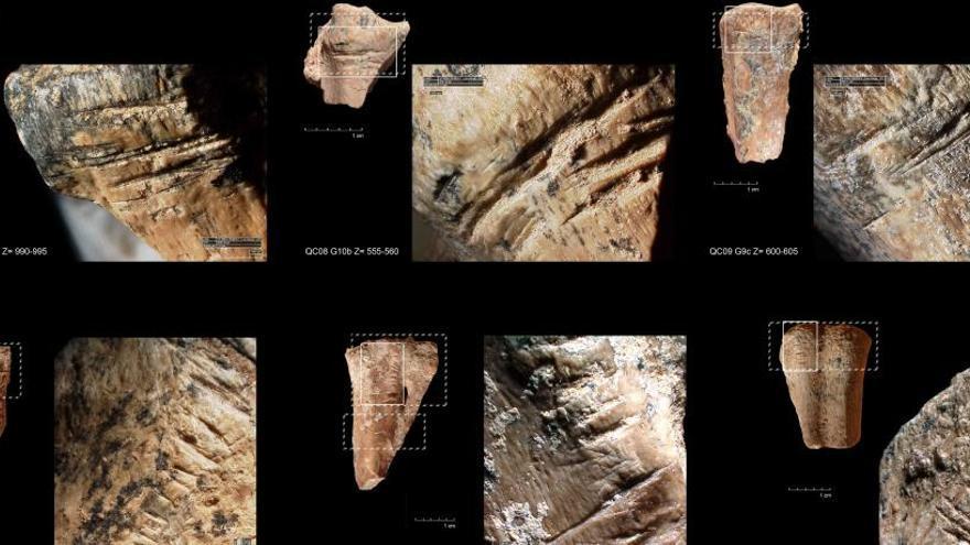 Una recerca determina que els humans ja emmagatzemaven menjar fa 400.000 anys