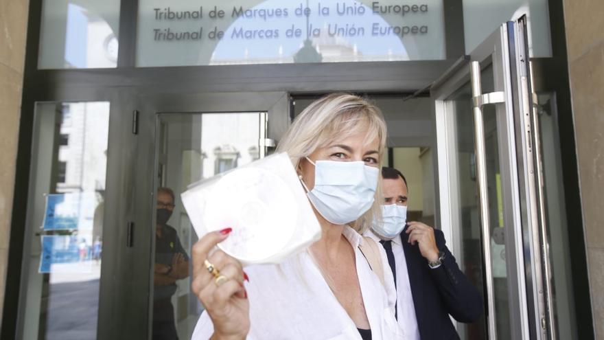 Sonia Castedo recoge la sentencia que la absuelve del caso PGOU