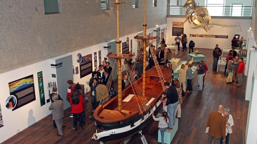 """Recorrido histórico y científico: """"25 siglos de oceanografía"""""""