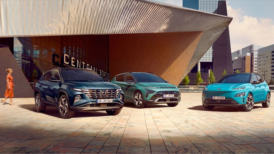 Hyundai Gásmovil presenta en Murcia la última tecnología en coches eléctricos a través del evento Eco Energy Tour