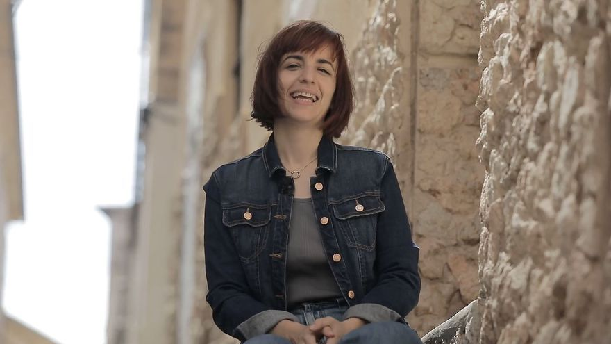Marta Jiménez Serrano publica 'Los nombres propios'
