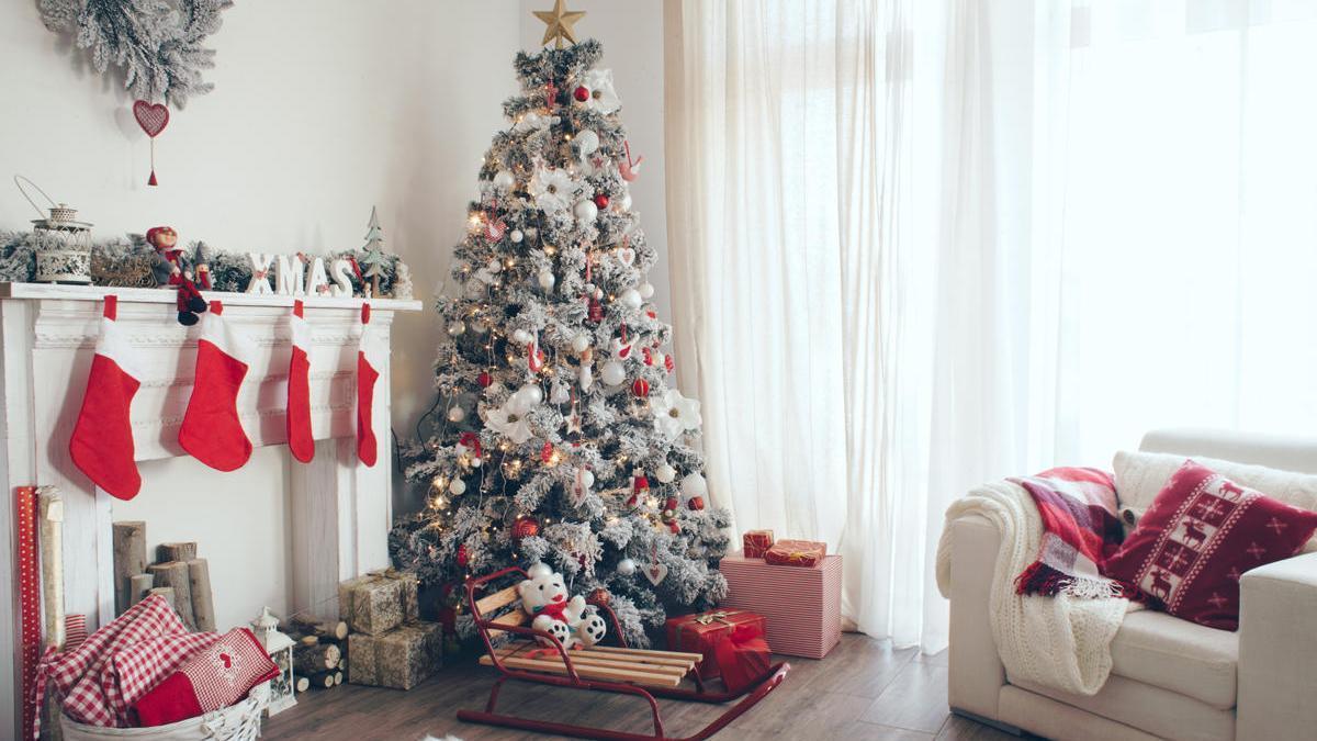 Impregna tu hogar con el espíritu navideño.