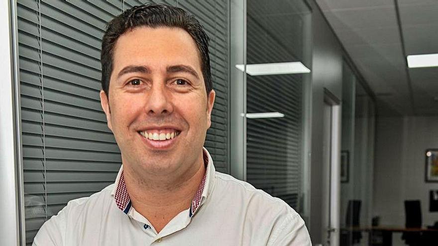 Alejandro Ramos, director general de Trabajo en Canarias. | | JUAN CARLOS CASTRO