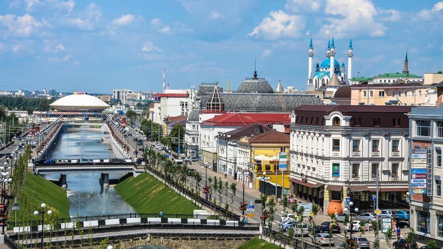 Al menos once muertos, incluidos nueve niños, en un tiroteo en un colegio de la ciudad rusa de Kazán
