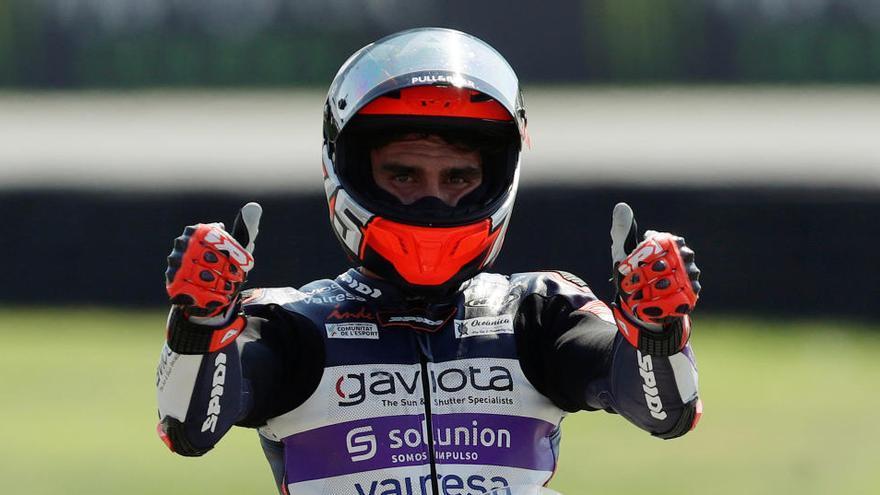 Binder sorprèn a Brno i el mal dia de Quartararo dóna 'aire' a Marc Márquez