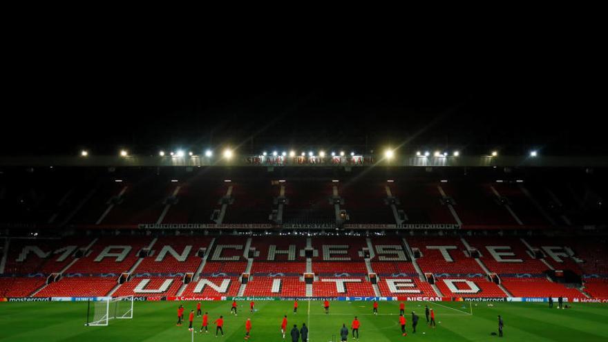 Arabia Saudí quiere patrocinar al Manchester United